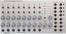 [A-155] A-155 Analog/Trigger Sequencer