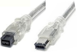 [DINFIREW1] Firewire Cable 1m 6/9 400-800
